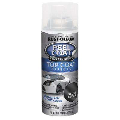 11 oz. Peel Coat Matte Clear Rubber Coating Spray Paint
