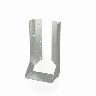 Triple 2 in. x 10 in. Concealed Heavy Face Mount Joist Hanger with SDS Screws