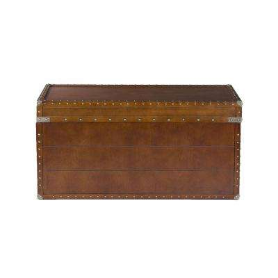 Harris Walnut Trunk