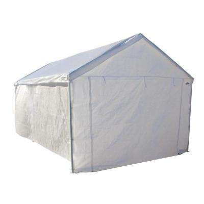 10 ft. x 20 ft. Domain Carport Sidewall Kit