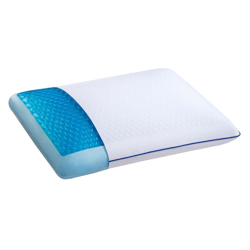 Cool Gel HD Memory Foam Pillow
