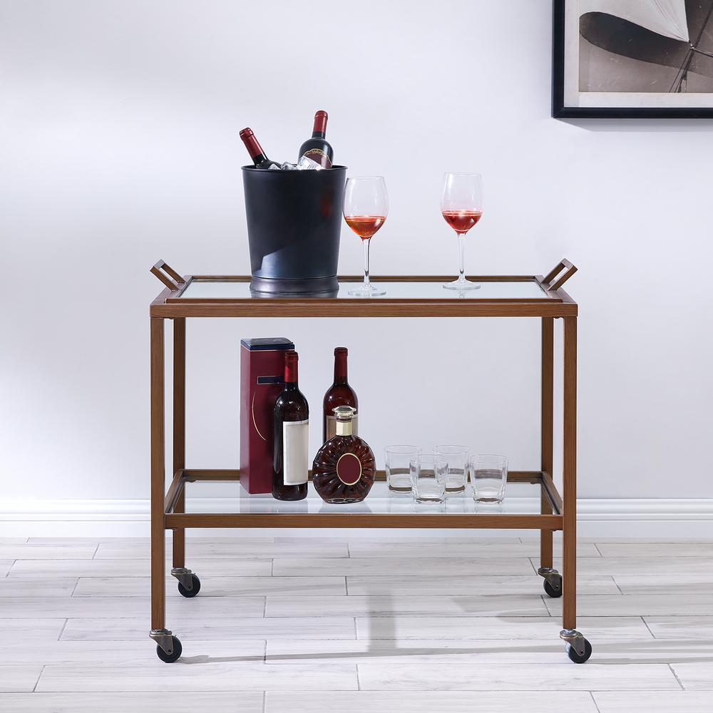 Stantos Metal Bar Cart