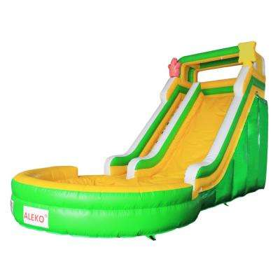 Bounce House with Pool and Blower