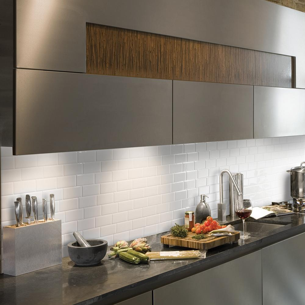 Smart tiles tile backsplashes tile the home depot metro dailygadgetfo Choice Image