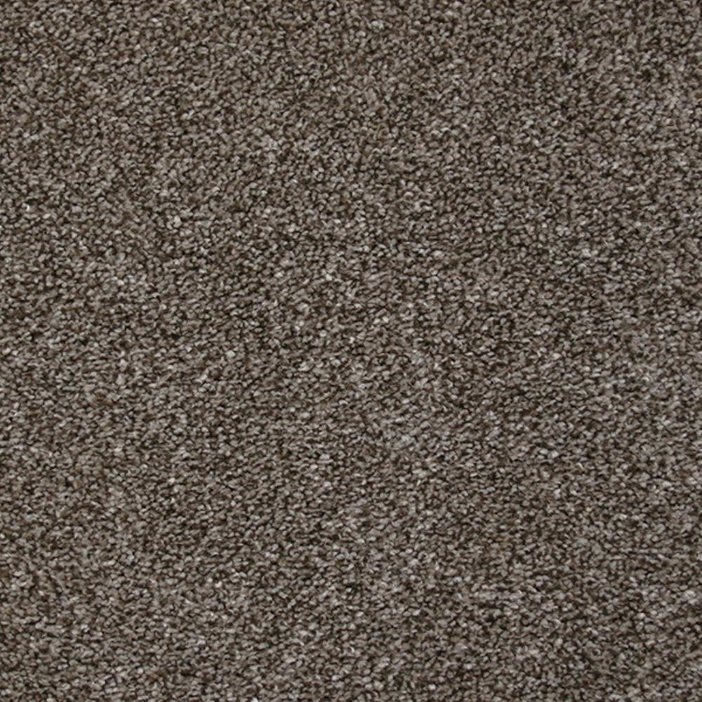 Carpet Sample - Starry Night I - Color Iron Plaza Texture