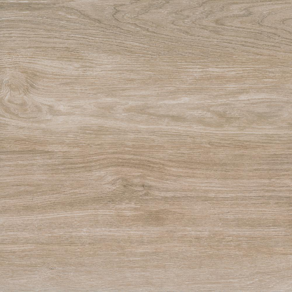 Palmwood Walnut 24 in. x 24 in. Porcelain Paver Floor and