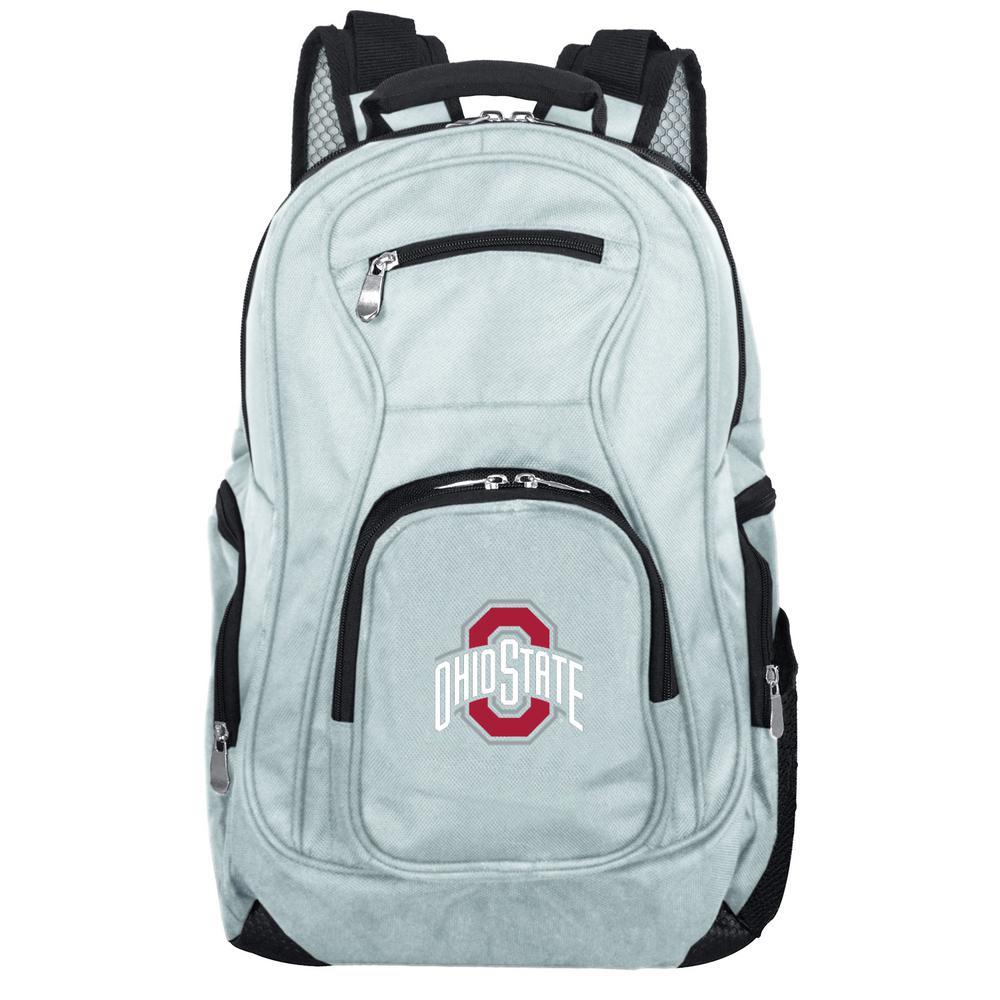 OSU Scarlet /& Gray Pet Leash NCAA Ohio State