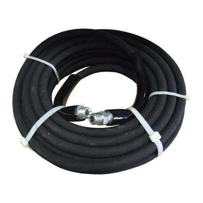 38 in. x 50 ft. Pressure Washer Hose Rated 4000 PSI