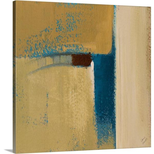 GreatBigCanvas ''Discovery Square IV'' by Lanie Loreth Canvas Wall Art