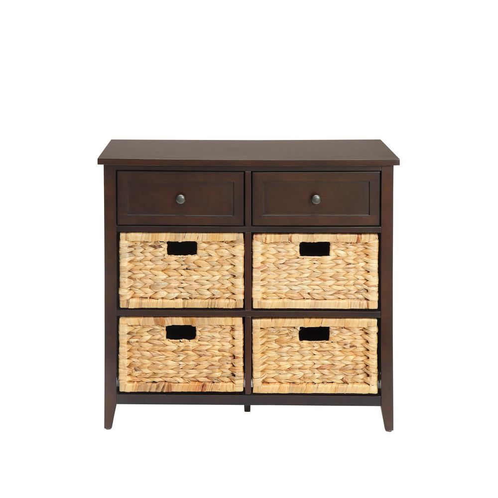 This Review Is From:Flavius Espresso 6 Drawers Accent Chest