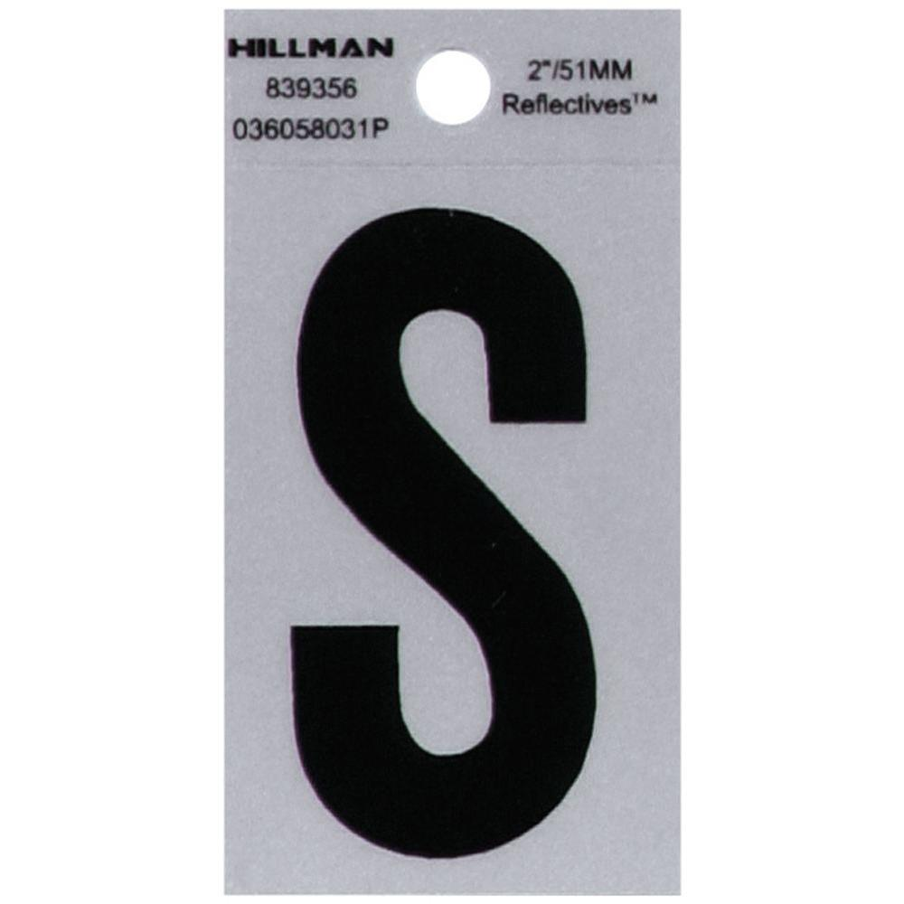 Hillman House Numbers And Letters