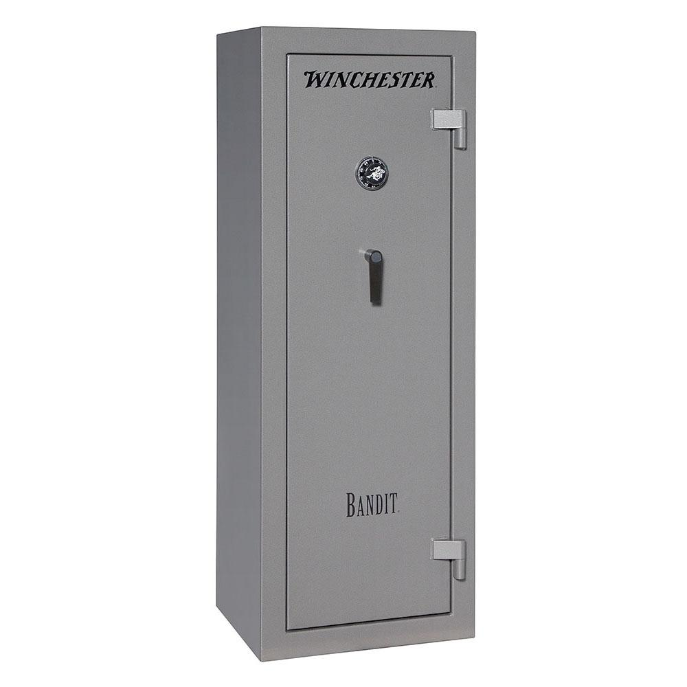 Bandit 14 cu. ft. 18-Gun 45-Minute Fire Resistant U.L. Mechanical Lock