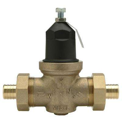 1 in Brass Pressure Reducing Valve