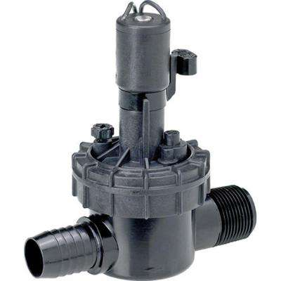 150 psi 1 in. In-Line Barb Valve with Flow Control