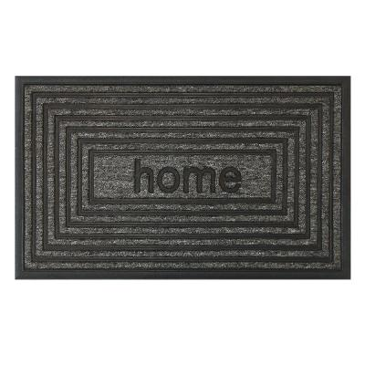 Porto Plus 18 In X 30 In Rubber Inlay And Backing Door Mat Kgtm 1303 The Home Depot