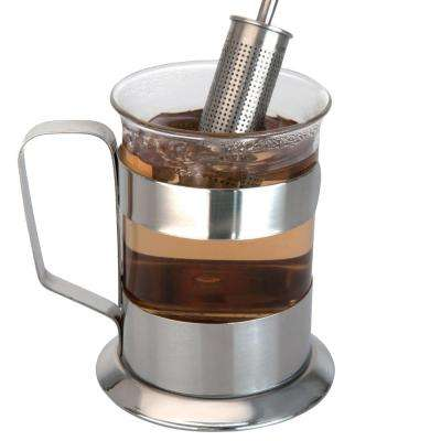 Straight Line Tea Infuser with Handle