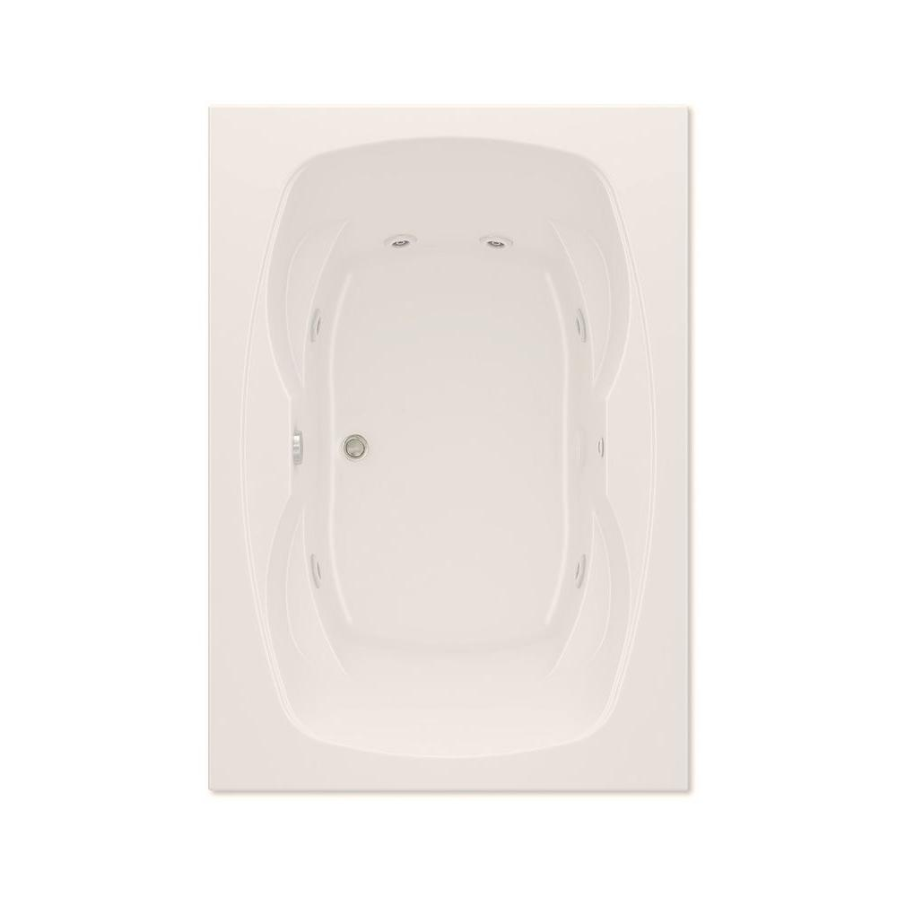 Aquatic Hialeah I 5 Ft Center Drain Acrylic Whirlpool