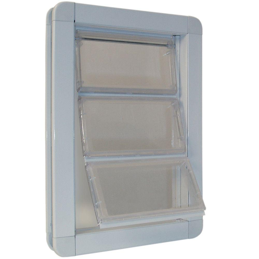 Ideal pet in x in extra large premium draft for Ideal pet doors