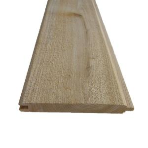1 4 In X 3 5 In 14 Sq Ft Western Cedar Planks 6 Pack 8203015