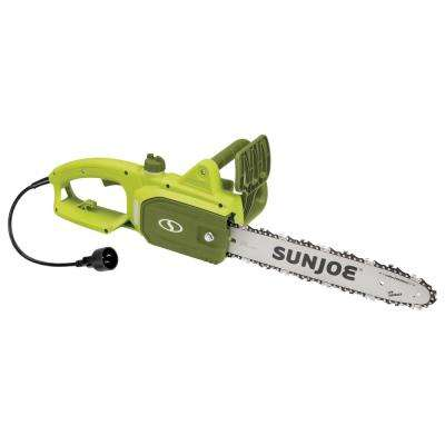 14 in. 9-Amp Electric Chain Saw