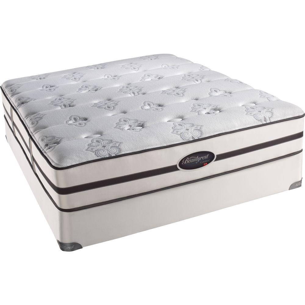 Simmons Beautyrest Levant Extra Firm Mattress Set (Price Varies By Size)-DISCONTINUED
