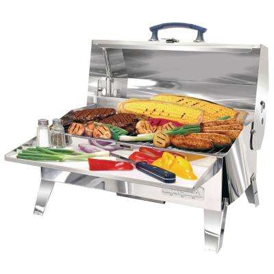 Adventurer Marine Series Cabo Charcoal Grill with Cooking Area: 162 sq. in.