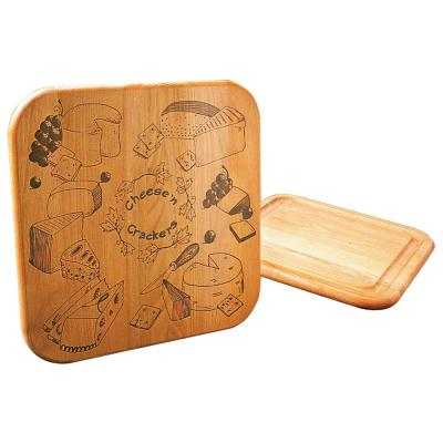 12 in. Branded Cheese Board