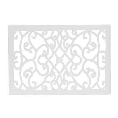 Magnetic Ceiling Vent HVAC Cover - Wine Design 20 in. x 30 in.
