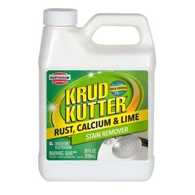 28 oz. Rust, Calcium and Lime Stain Remover