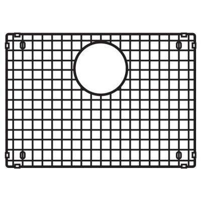 Stainless Steel Sink Grid for PRECIS 24 in. Single Bowl
