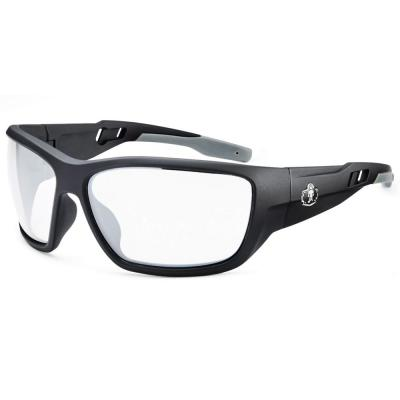 eebe61f16f BLACK+DECKER Clear Lens and Temples Small Frameless Safety Glasses ...
