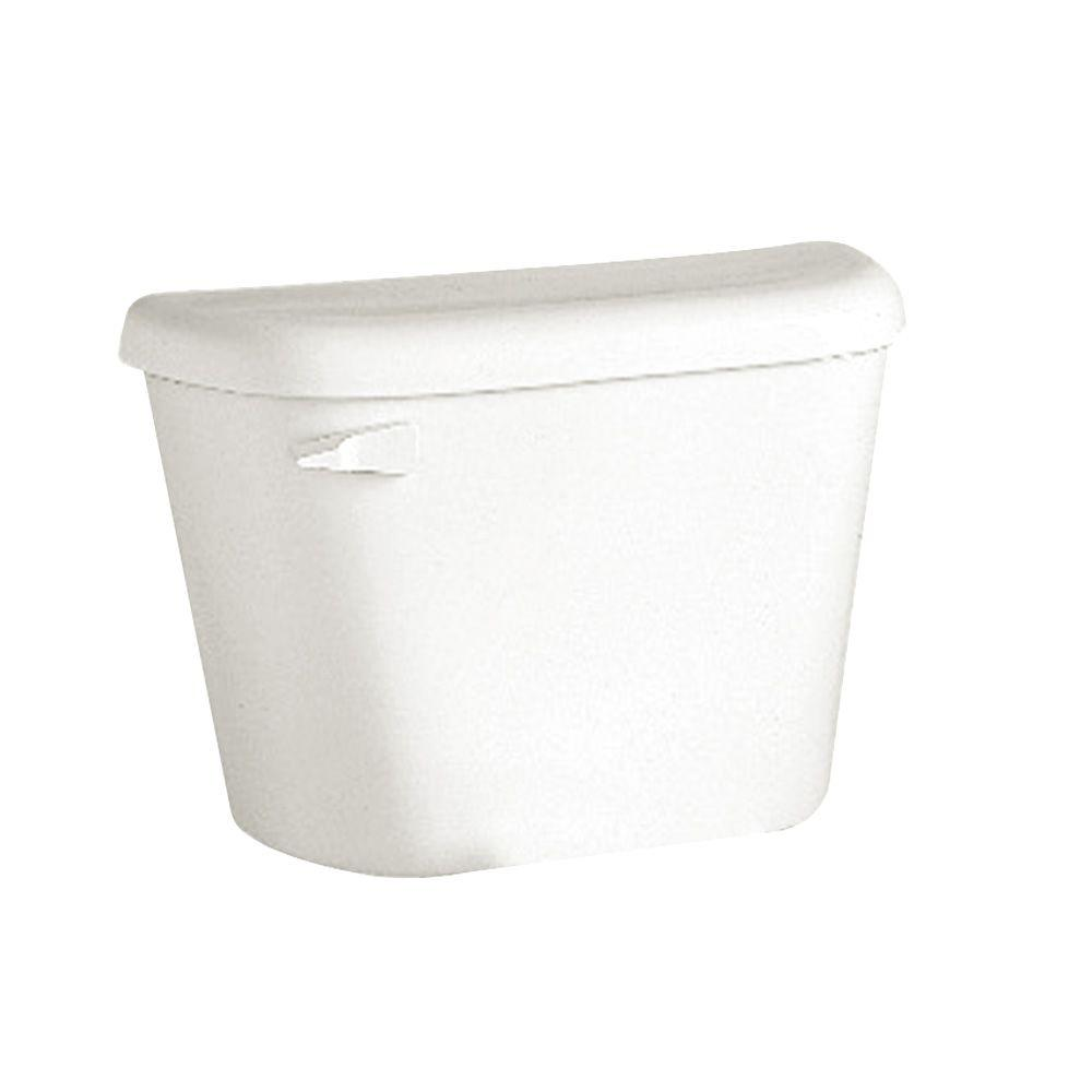 Construction Toilet Bowl : Crane baby bowl gpf single flush toilet tank only in