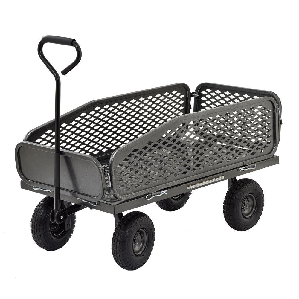 550 lbs. Garden Crate Cart