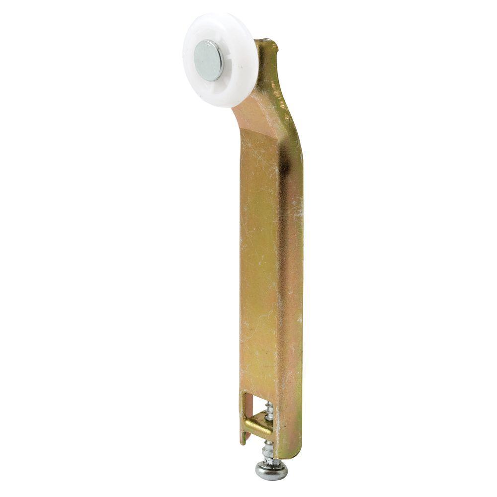 Prime-Line Closet Door Roller, Side Mount, 7/8 in. Nylon Wheel