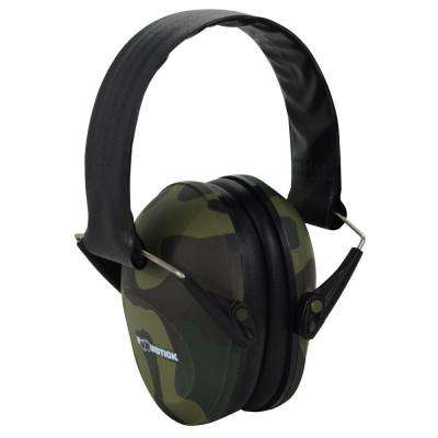 Ear Muff Hearing Protection in Camo