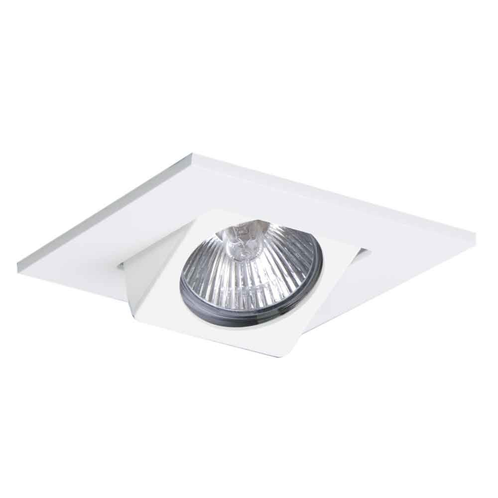 Halo 3 in white recessed ceiling light square adjustable eyeball white recessed ceiling light square adjustable eyeball trim aloadofball Images