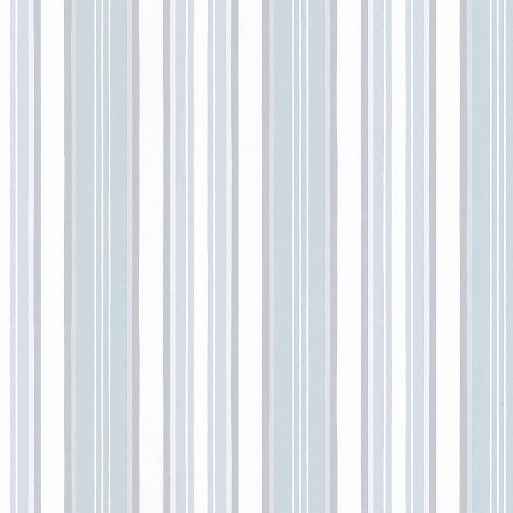 Norwall Textured Stripe Wallpaper, Multi-Colored