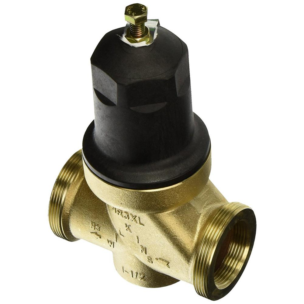 Pressure reducer: application and characteristics