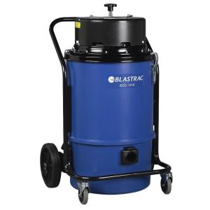Blastrac 10.5 Gal. Compact Dust Collector with 2 Motors by