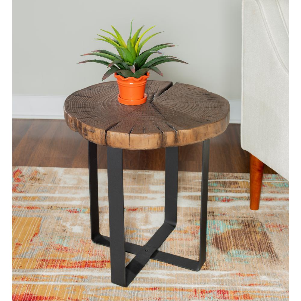 Ozark Ash Side Table