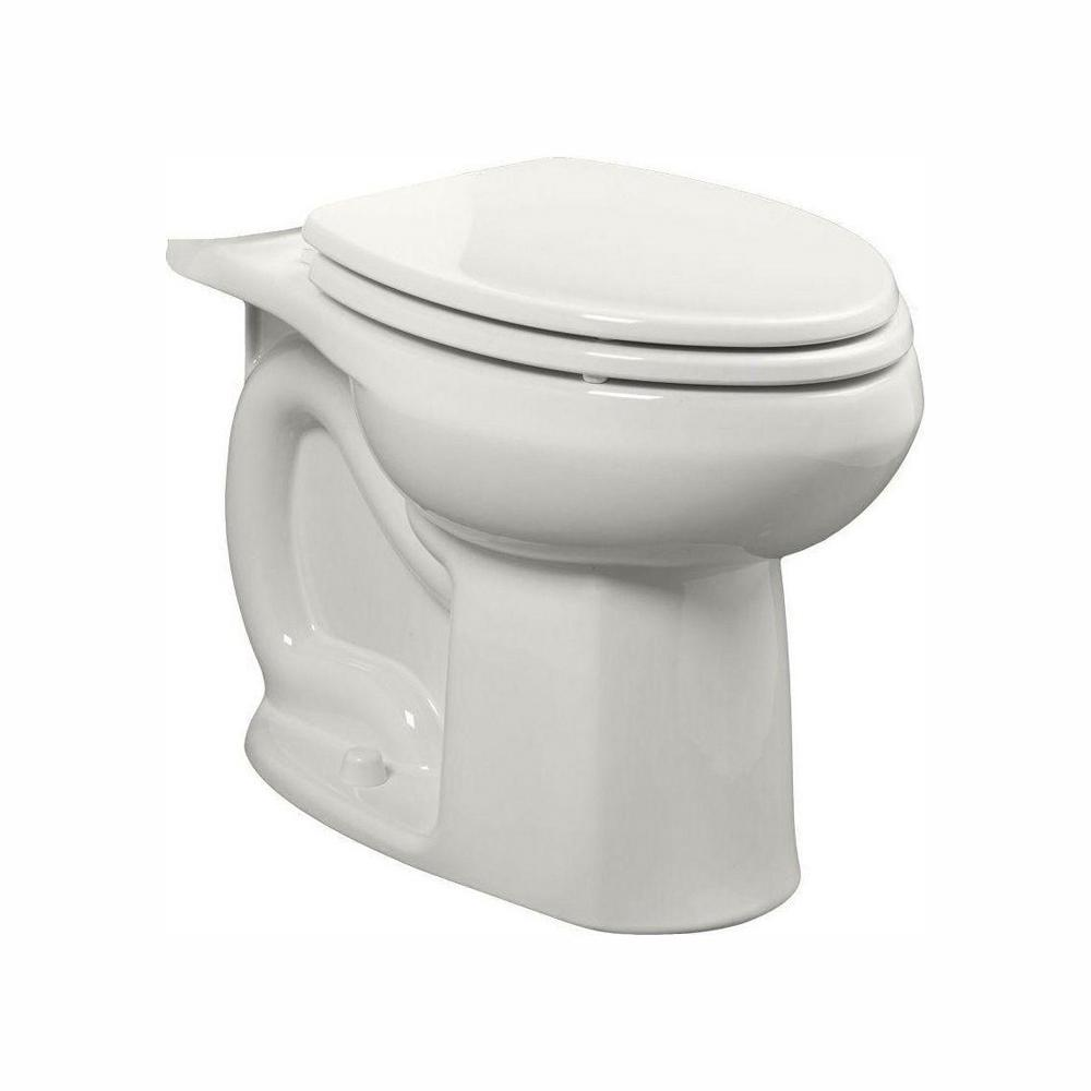 American Standard Colony Universal 1 28 Or 1 6 Gpf Elongated Toilet Bowl Only In White 3251c101 020 The Home Depot