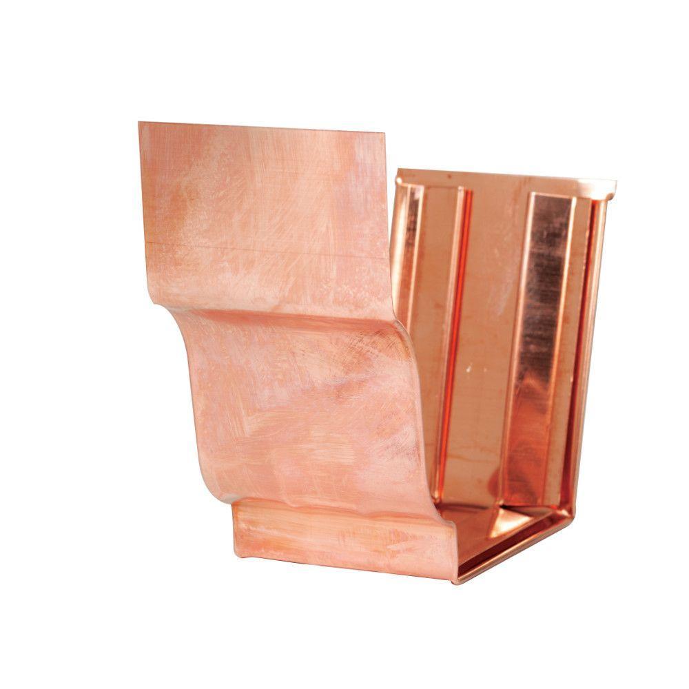 5 in. K-Style Copper Slip Connector