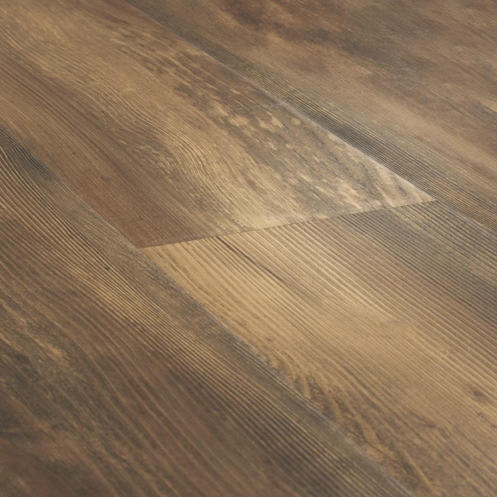 Pergo Outlast+ Balcony Brown Wood 10 mm Thick x 7 1/2 in. Wide x 54 11/32 in. Length Laminate Flooring (1015.8 sq. ft./pallet)