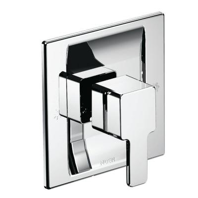 90 Degree Moentrol Tub/Shower Trim Kit in Chrome (Valve Not Included)