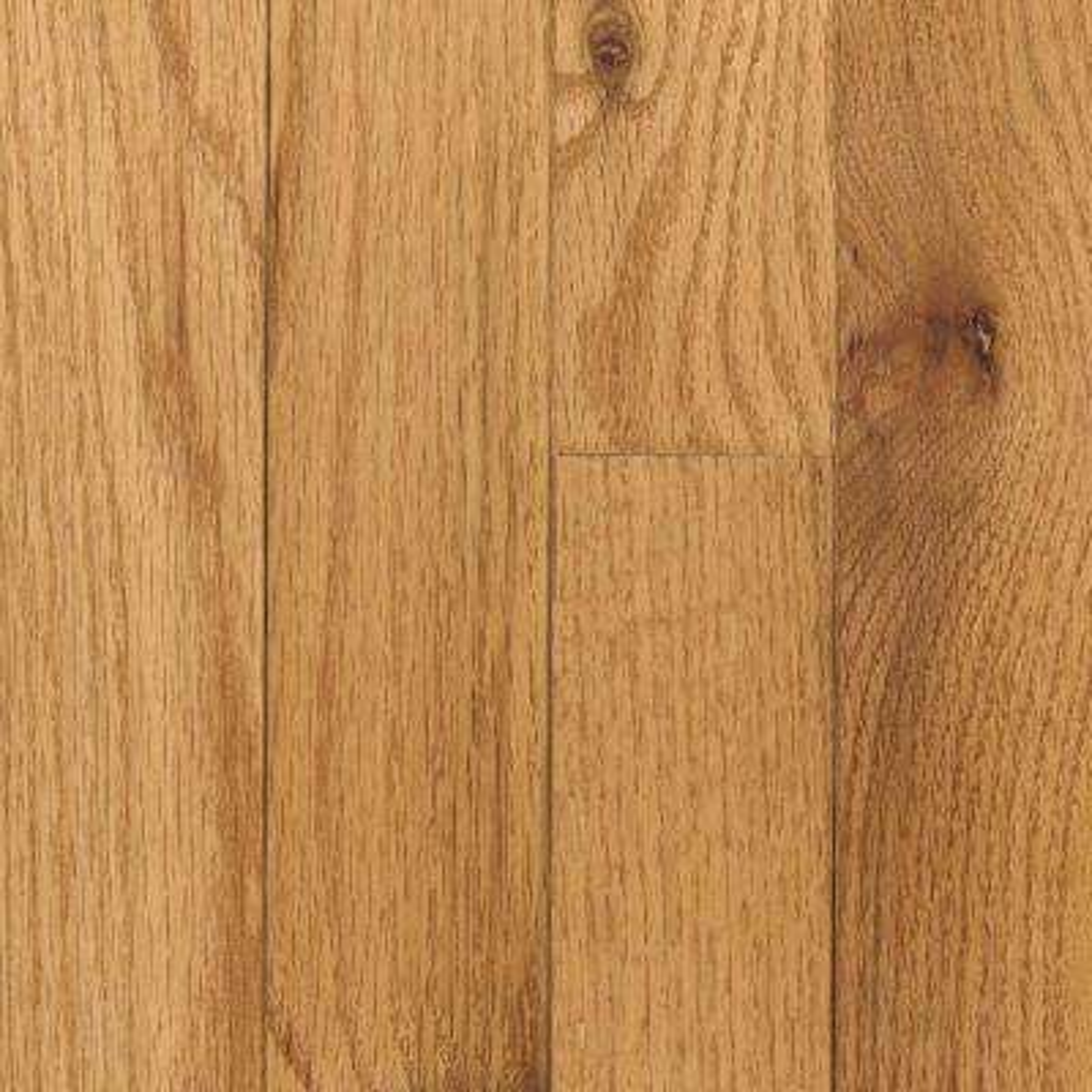 Take Home Sample - Raymore Oak Butterscotch Hardwood Flooring - 5 in. x 7 in.