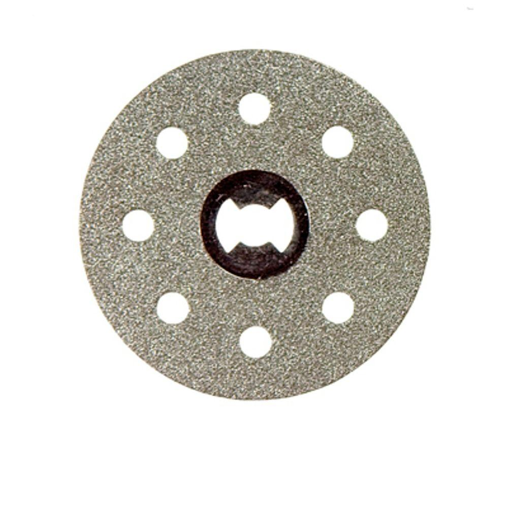 Dremel EZ Lock Diamond Tile Cutting Wheel for Tile and Ceramic Materials
