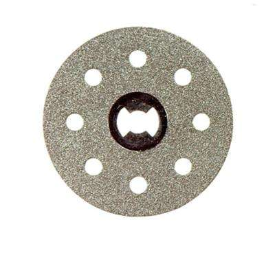EZ Lock Diamond Tile Cutting Wheel for Tile and Ceramic Materials