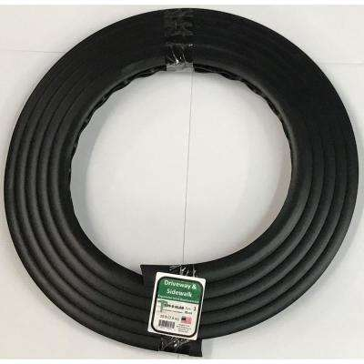 1 in. x 25 ft. Concrete Expansion Joint Replacement in Black