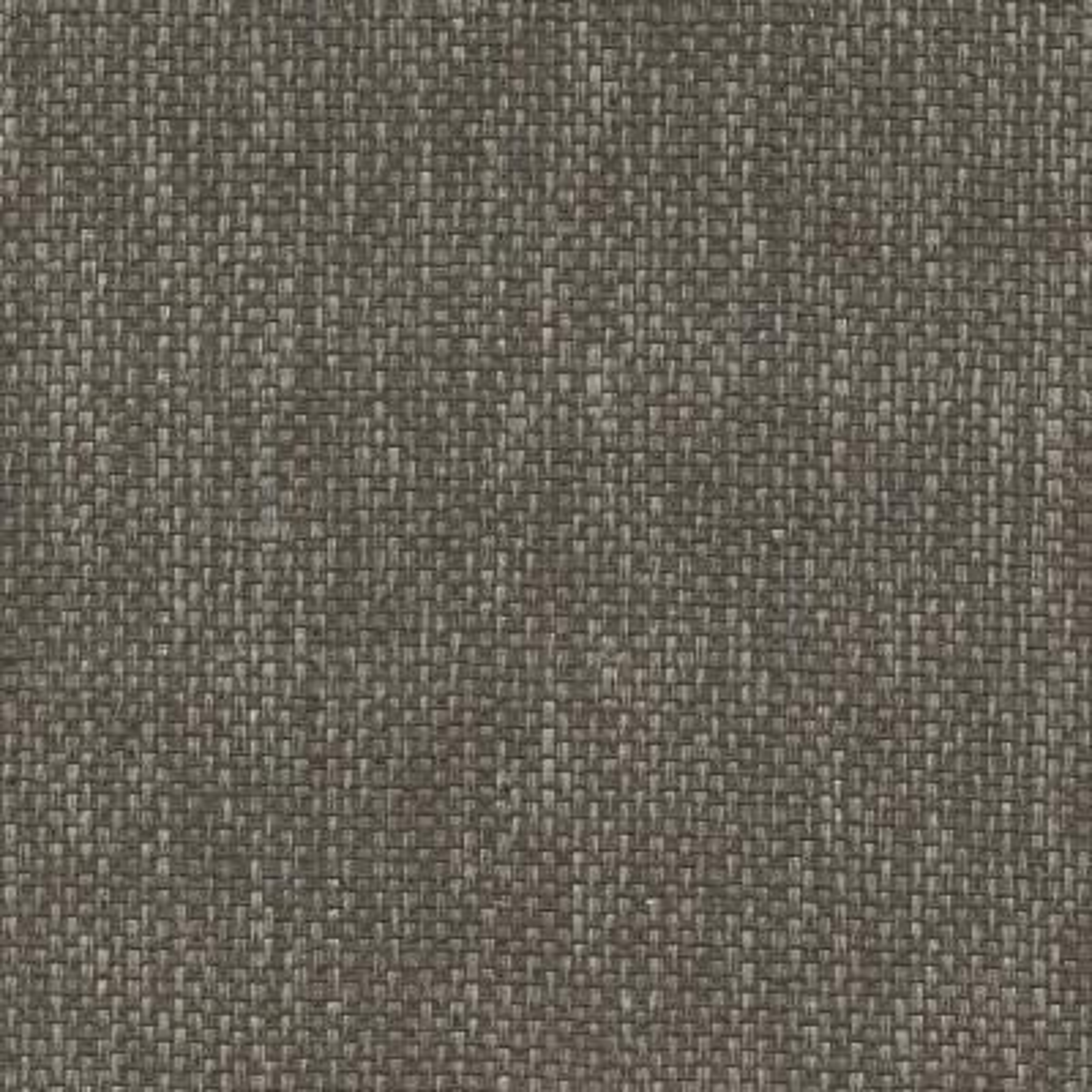 8 in. x 10 in. Wujiang Espresso Paper Weave Wallpaper Sample