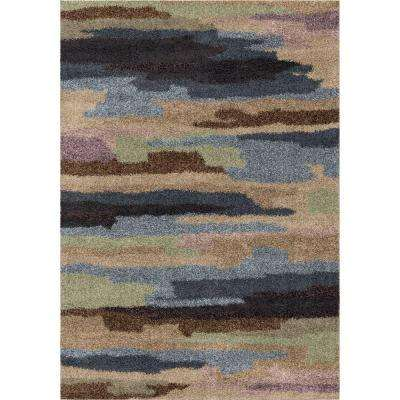 blended sky multi 5 ft 3 in x 7 ft 6 in